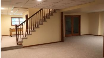After Basement Remodeling