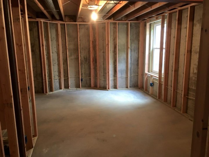 Basement Remodel Bedroom Addition