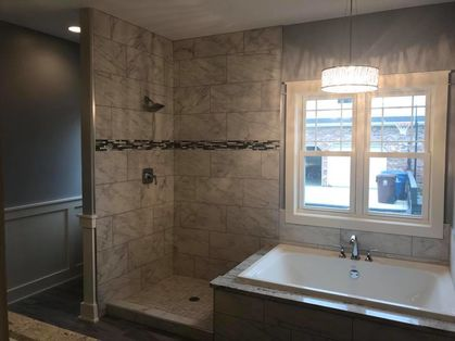 Before & After Master Bathroom Remodel in Schererville, IN (2)