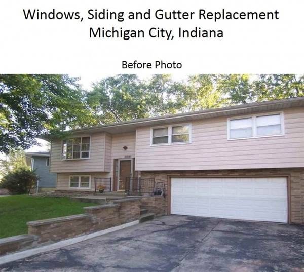 Before Windows, Siding and Gutters Michigan City, IN