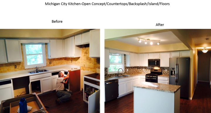 Photos by prestige construction llc Kitchen remodeling valparaiso indiana
