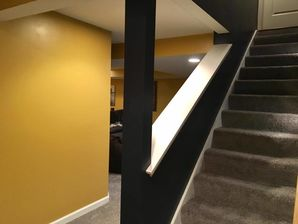 Before & After Basement Remodeled in Valpo, IN (5)